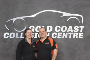 Gold Coast Collision Centre Winner best boutique QLD