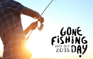 Go on... go fishing this week
