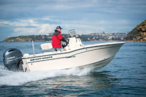 Grady White Fisherman 180 review