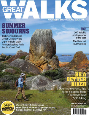 Great Walks Feb-Mar out now!