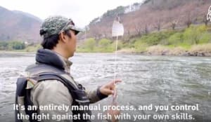 VIDEO: Gyeonji fishing from Korea