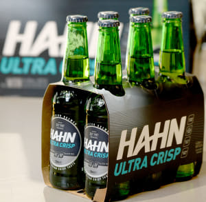 Hahn reboots beer range using rice