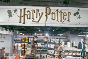 Myer welcomes Australia's largest Harry Potter concept store