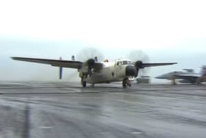 FRIDAY FLYING VIDEO: Carrier Ops on the Truman