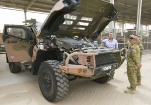 Call for submissions to Australian Military Sales Catalogue