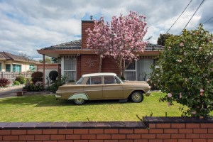 Warren Kirk's new book explores the nostalgia of suburban Australia