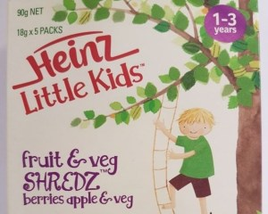 Heinz cops $2.25m penalty for toddler snack claims