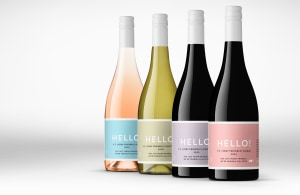 Fourth Wave says Hello! with plant-based wine range