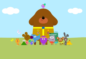 BBCW takes Duggee and the Squirrels to the movies