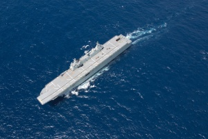 LHD sustainment awarded to NSM