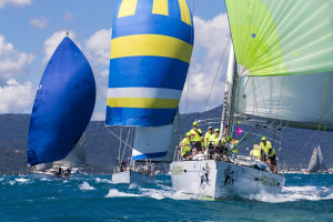 The many attractions of Airlie Beach Race Week