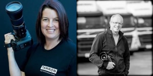 Photographers receive OAMs in Australia day honours