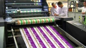 Digital packaging print booming