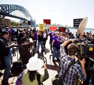 Ken Duncan's fight for photography rights moves to NSW Premier's office