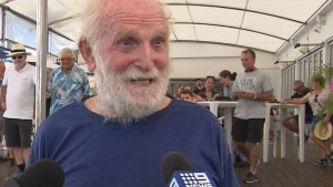 Bill Hatfield completes circumnavigation at age 81