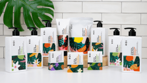 Coles launches soap and body brand