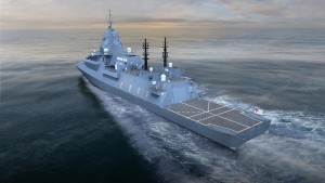 AIC plan released for Hunter class frigates