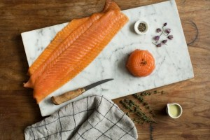 Huon announces new salmon product range for chefs
