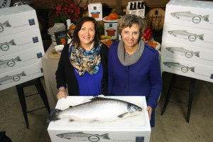 Huon produces Australia's first RSPCA-approved salmon