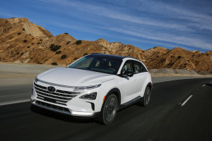 Hyundai makes a push for hydrogen power