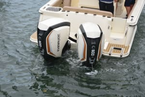 Evinrude unveils affordable joystick option