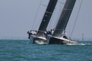 Australian Yachting Championships opener does not disappoint