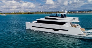 Multihull Solutions to stage world premiere of ILIAD 70 at 2019 Sydney International Boat Show