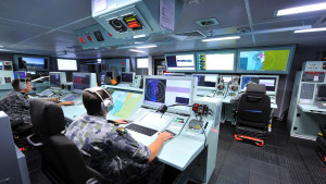 Saab and UniSA to work on design of naval combat consoles
