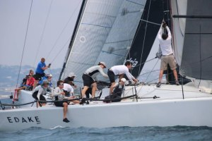 Farr 40: Edake wins Newcastle One Design Trophy