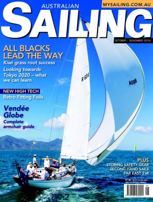Vendee Globe in Oct/Nov Australian Sailing