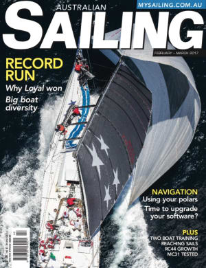 Nav advice from the experts in Australian Sailing