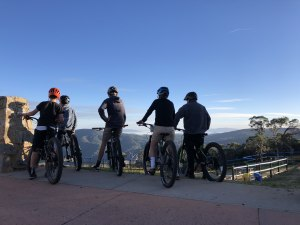 Record rider numbers at Shimano Bike Buller Festival