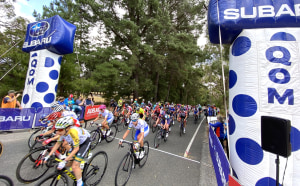 Women's TDU: Chloe Hosking Sprints To Stage 1 Victory