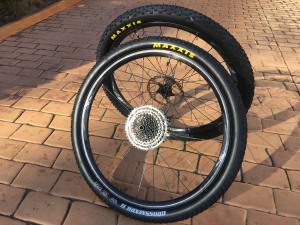 The Redback: Maxxis gets the nod, but the GÜP stays behind