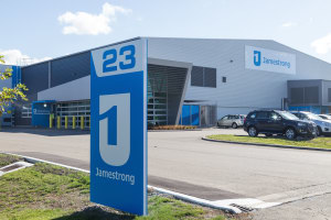 Jamestrong opens $12m plant, announces next new facility