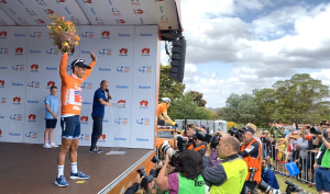 UPDATED: Video - Richie Porte Wins 2020 Tour Down Under