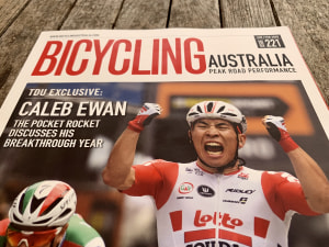 Summer Reading:  Bumper Edition Of Bicycling Australia Out Now