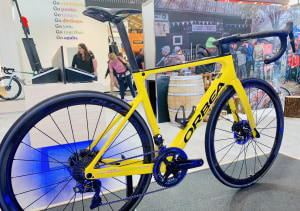 First Look: New Orca OMX From Orbea - The Aero, Disc Only Allrounder