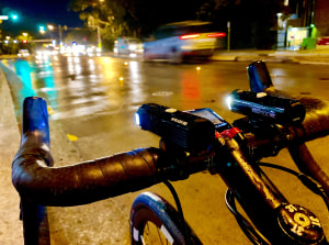 Bike Lights: See & Be Seen With The Latest In Lighting