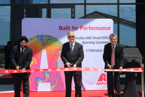 Axalta's new head office official opening
