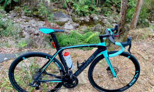 Test Lab + Video: Bianchi XR3 Disc with Campagnolo Super Record 12 Speed
