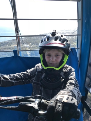Red Hill trials Arthurs Seat gondola for mtb