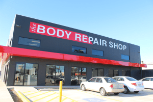 The Body Repair Shop
