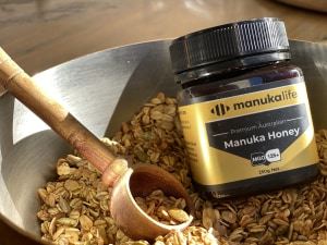 Manuka honey hearing delayed