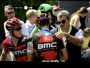 Updated: Richie Porte Out Of Tour de France After Fracturing Collarbone