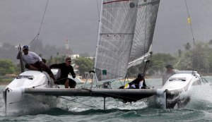 Entries flowing for Multihull Solutions Regatta in Phuket