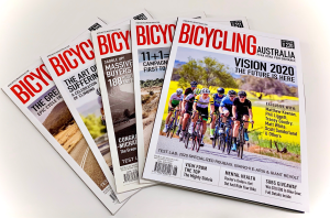 Christmas Special Offer: 36% Off Bicycling Australia Subscription Plus Digital Access