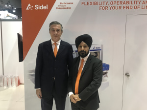 WATCH: Sidel connects with customers at debut AUSPACK