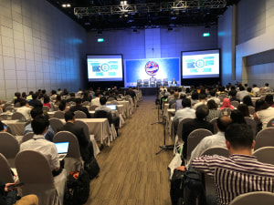AIP educates on trends and tech at Global Forum