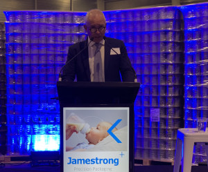 EXCLUSIVE: Jamestrong opens $15m facility as 'white gold' rush continues